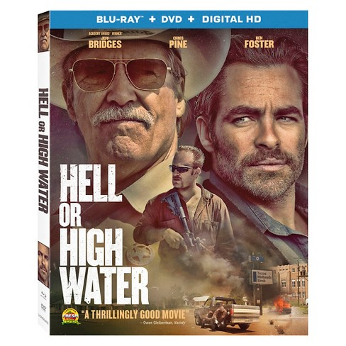 Hell or High Water (Blu-ray + DVD + Digital) - image 1 of 1