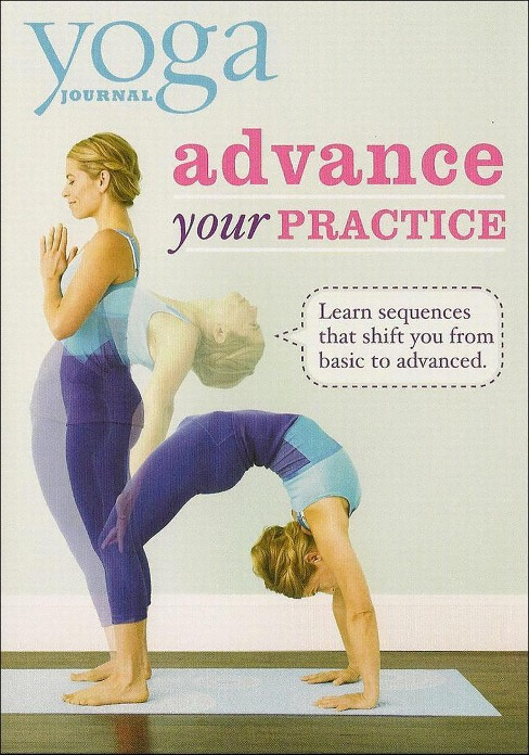 Yoga journal:Advance your practice (DVD) - image 1 of 1