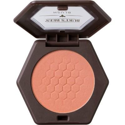 Burt's Bees 100% Natural Blush with Vitamin E - Bare Peach - 0.19oz