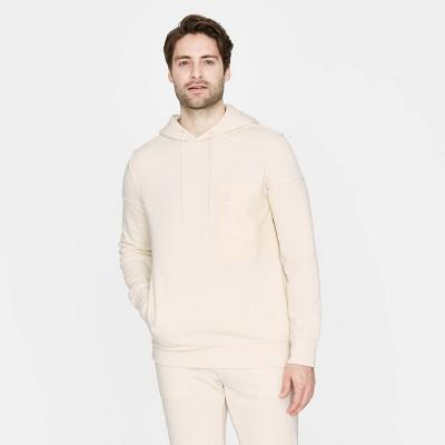 Men's Relaxed Fit Hoodie Sweatshirt - Goodfellow & Co™