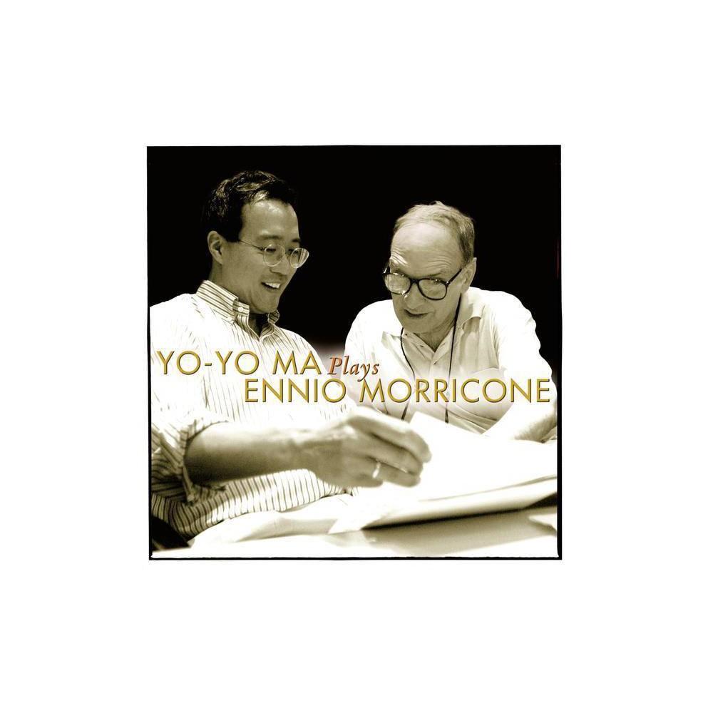 Morricone Ennio; Ennio Morricone; Amedeo; Ma Yo-Yo; Butta Gilda - Yo-Yo Ma Plays Ennio Morricone (CD) Reviews