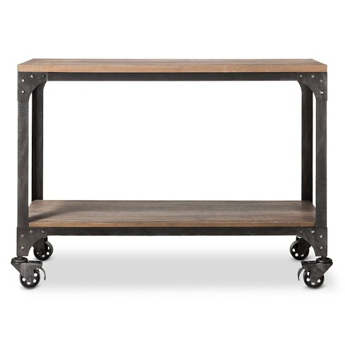 Franklin Console Table Target - Target franklin coffee table