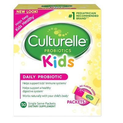 Culturelle Kids Probiotic Packets - 50ct