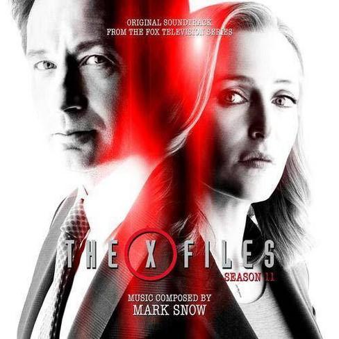 Various - X-Files Season 11 (OST) (CD) - image 1 of 1
