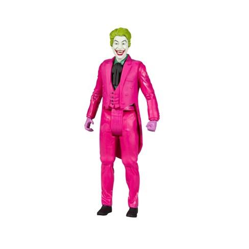 "Retro Batman 66 6"" Figure - Joker - image 1 of 4"