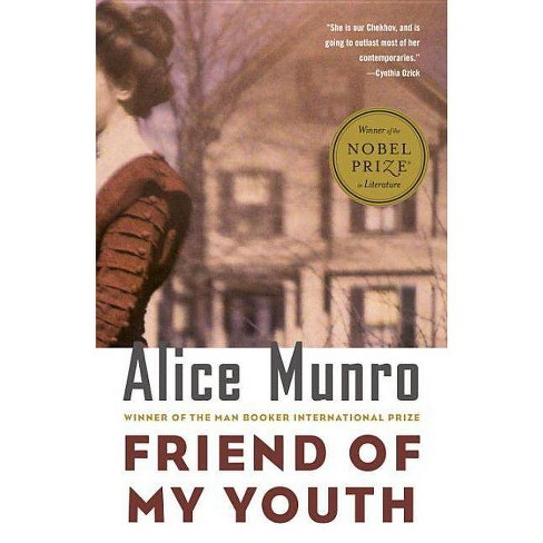 Friend Of My Youth Vintage International By Alice Munro Paperback Target
