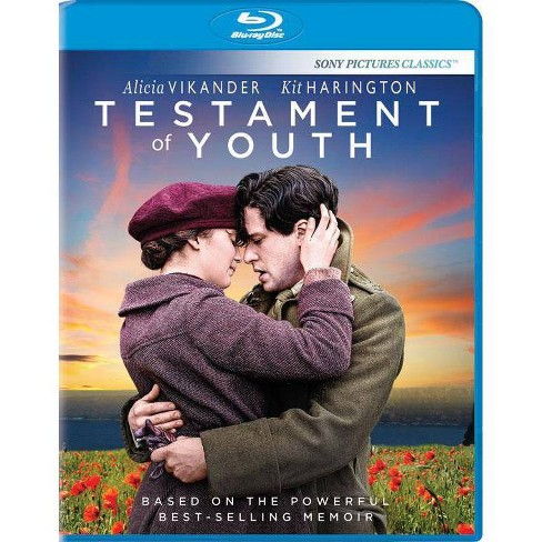 Testament Of Youth (Blu-ray) - image 1 of 1