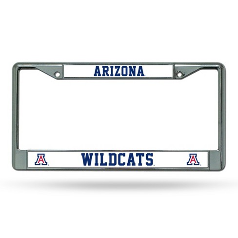 NCAA Rico Industries Chrome License Plate Frame - image 1 of 1