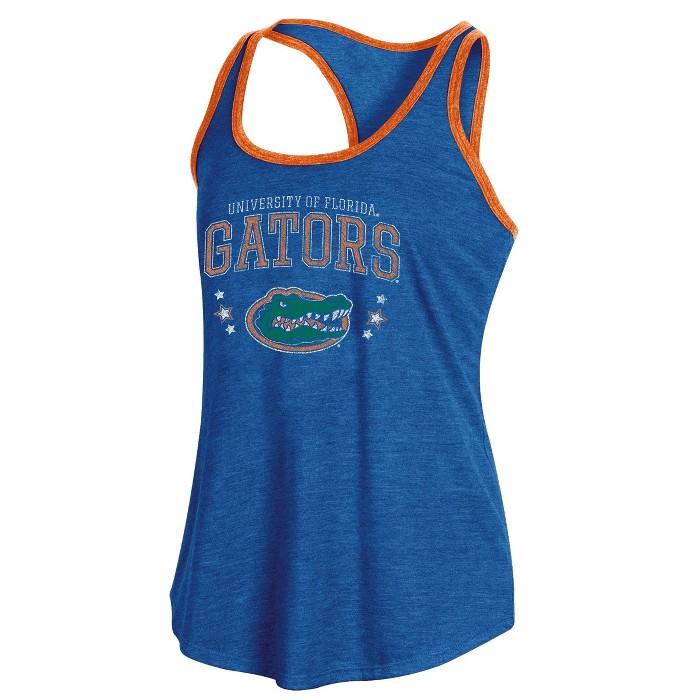 NCAA Florida Gators Women's Racerback Tank Top - image 1 of 2