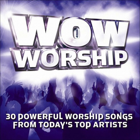 Various Artists - Wow Worship: Purple (CD) - image 1 of 2