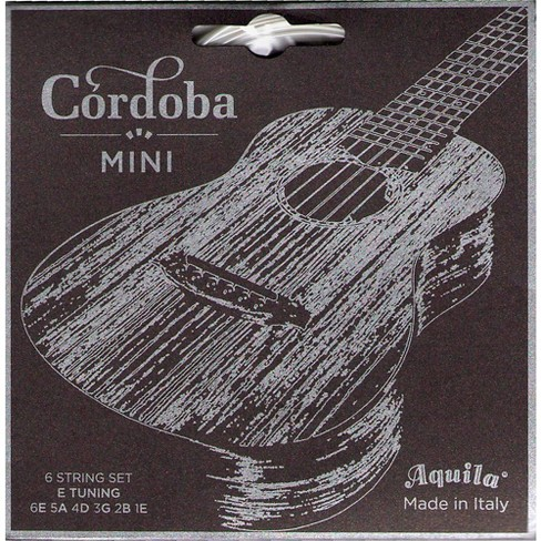 Cordoba 05280 E-Tuning Mini Ball-End Nylon Acoustic Guitar Strings - image 1 of 1
