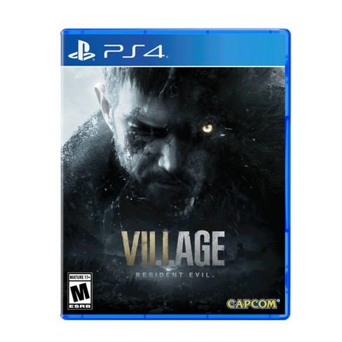 Resident Evil Village - PlayStation 4 - image 1 of 4