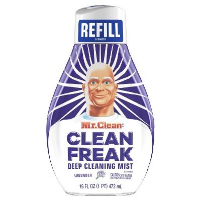 Mr. Clean Clean Freak Multi-Surface Spray Cleaner - Febreze Lavender Scent Refill - 1ct/16 fl oz