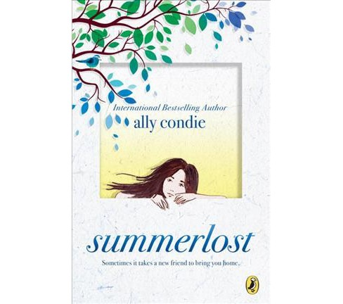 Summerlost -  Reprint by Allyson Braithwaite Condie (Paperback) - image 1 of 1