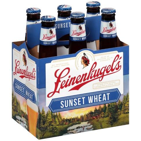 Image result for leinenkugel's sunset wheat