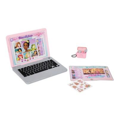 Disney Princess Play Click & Swap Laptop
