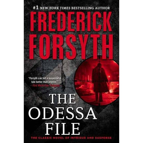 The Odessa File - by  Frederick Forsyth (Paperback) - image 1 of 1