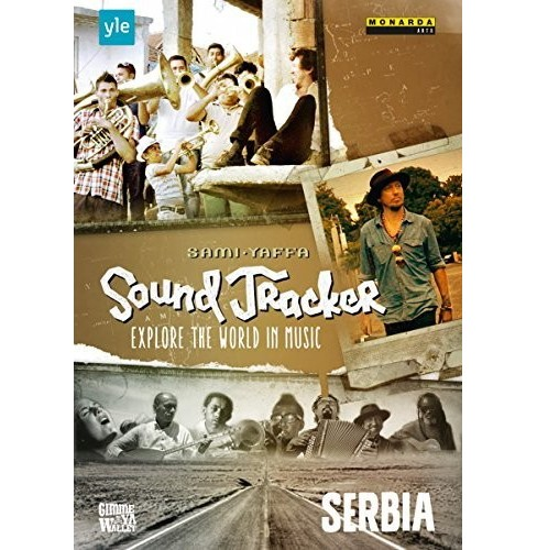 Serbia (DVD) - image 1 of 1