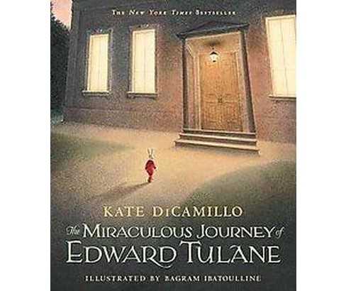 Miraculous Journey of Edward Tulane (Reprint) (Paperback) (Kate DiCamillo) - image 1 of 1