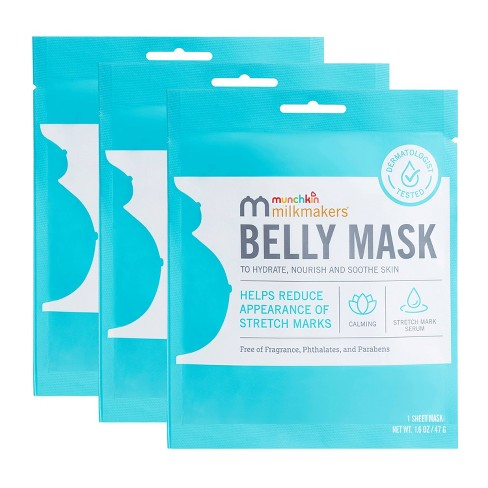Milkmakers Belly Mask - 3pk - image 1 of 4