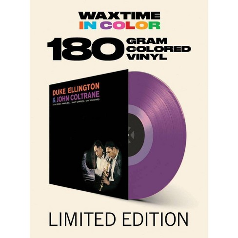 Duke Ellington - Ellington & Coltrane (Vinyl) - image 1 of 1