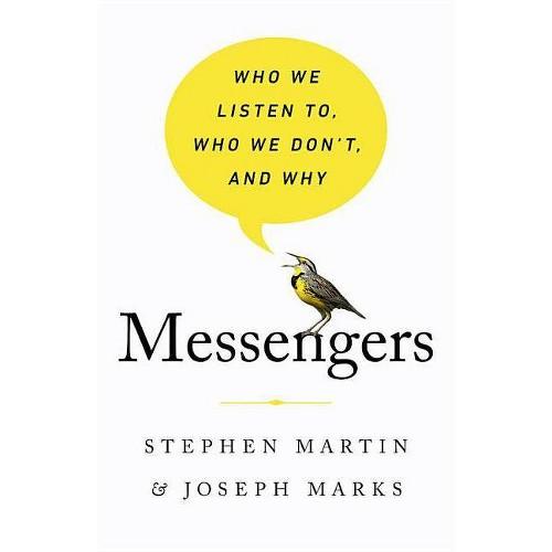Messengers - by Stephen Martin & Joseph Marks (Hardcover)