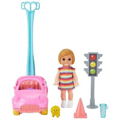 Barbie Skipper Babysitters Inc. Toy Car Playset