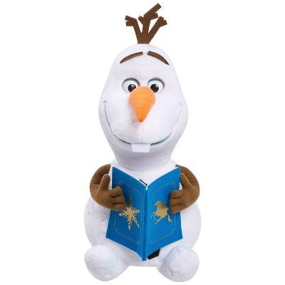 Disney Frozen 2 Story Time Olaf Stuffed Doll