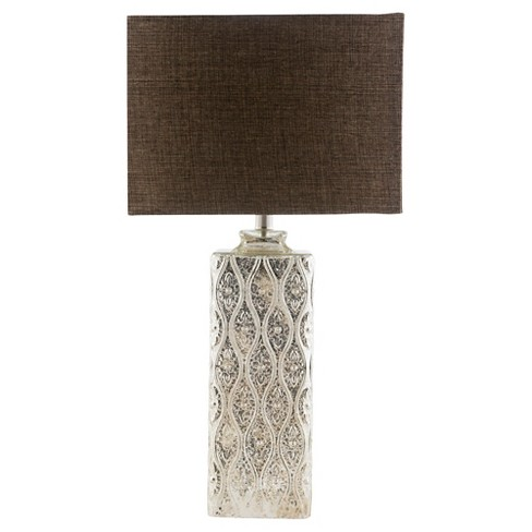 Algernon Table Lamp Silver - Surya - image 1 of 3