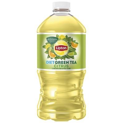 Lipton Diet Green Tea with Citrus - 64 fl oz Bottle