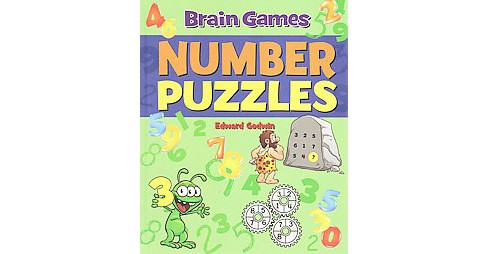 Number Puzzles (Library) (Edward Godwin) - image 1 of 1
