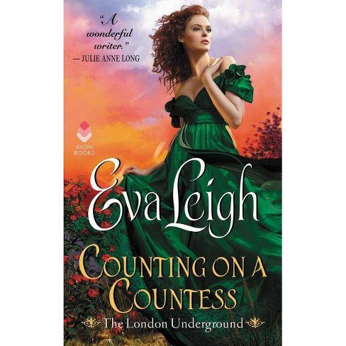 Counting on a Countess - (London Underground) by  Eva Leigh (Paperback) - image 1 of 1