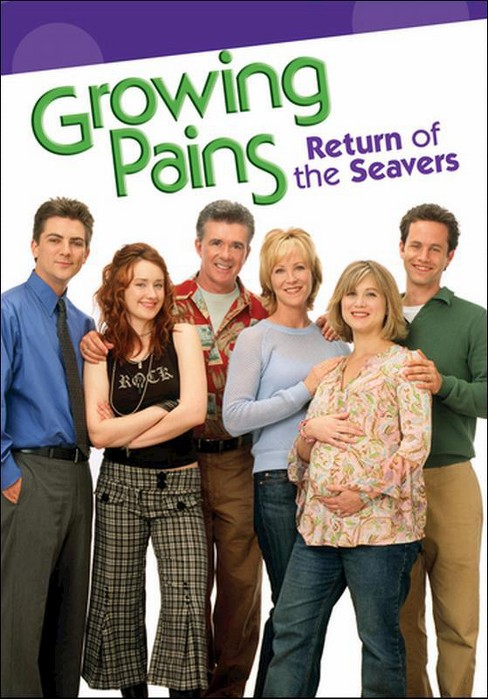 Growing Pains:Return Of The Seavers (DVD) - image 1 of 1