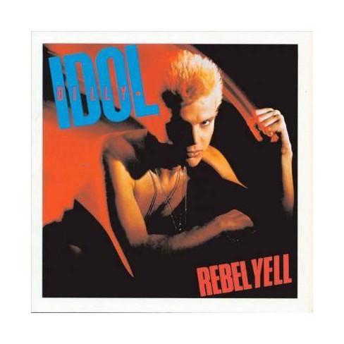 Billy Idol - Rebel Yell (Vinyl) - image 1 of 1