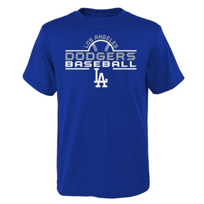 MLB Los Angeles Dodgers Boys' Core T-Shirt