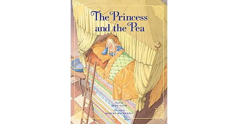 Princess and the Pea (Reprint) (Paperback) - image 1 of 1