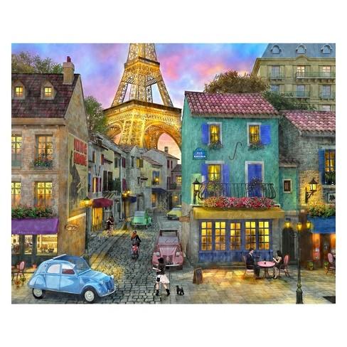 Springbok Eiffel Magic Puzzle 1000pc - image 1 of 3