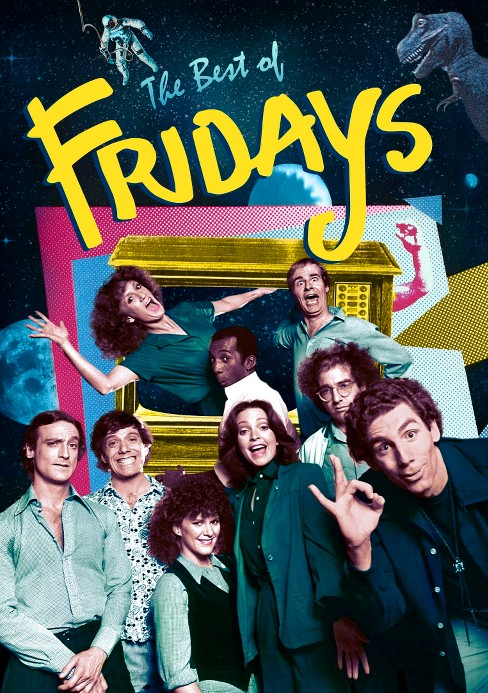 Best of fridays (DVD) - image 1 of 1