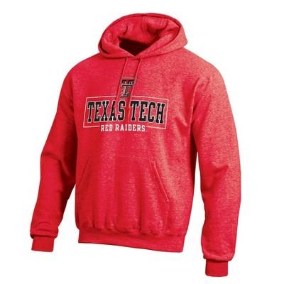 NCAA Texas Tech Red Raiders Men's Cotton Hoodie