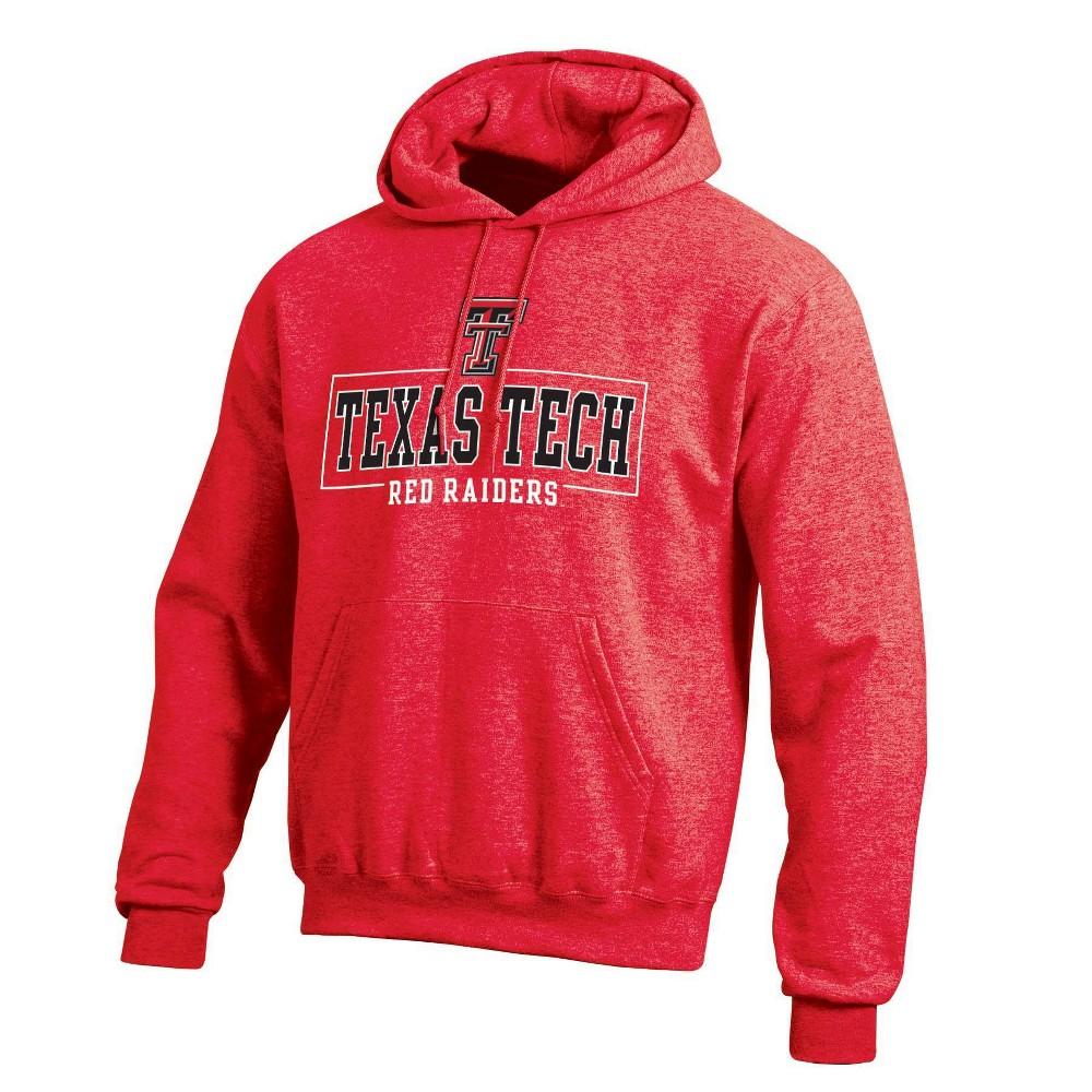 Ncaa Texas Tech Red Raiders Men 39 S Cotton Hoodie Xxl