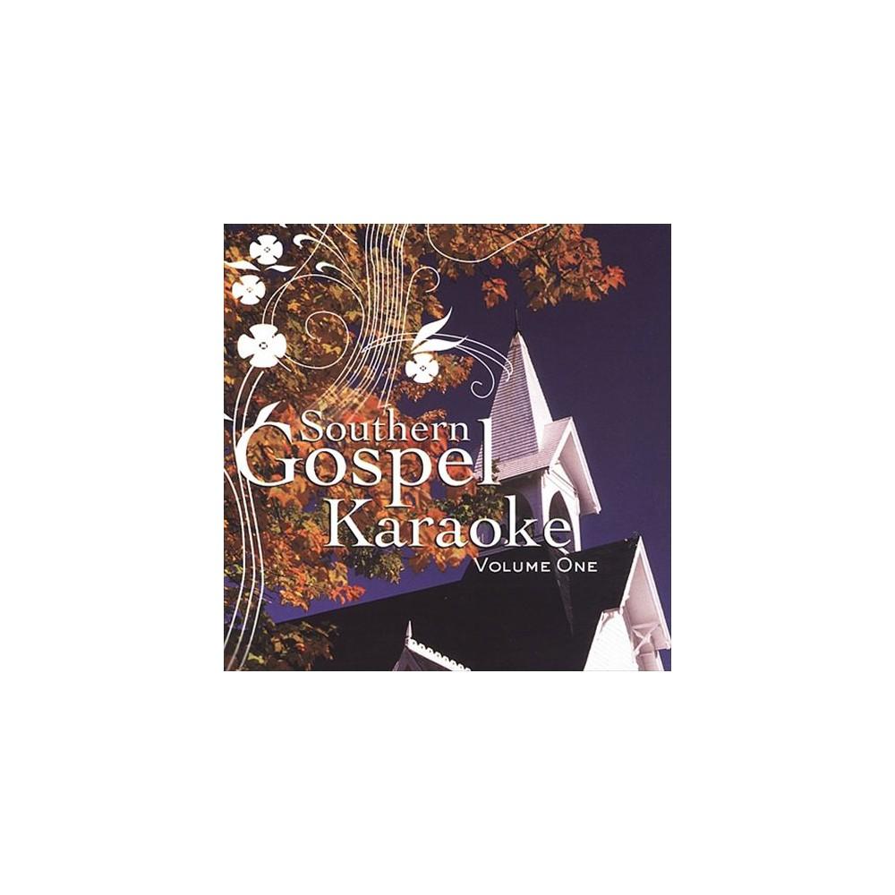 Various - Southern Gospel Karaoke Vol 1 (CD)