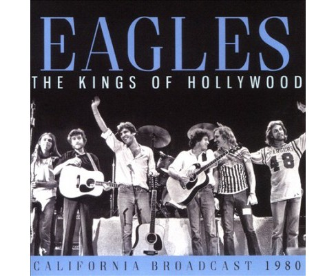 Eagles - Kings Of Hollywood (CD) - image 1 of 1