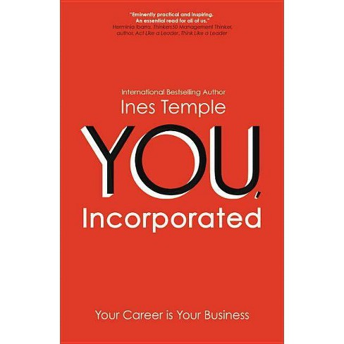 You Incorporated By Ines Temple Paperback Target