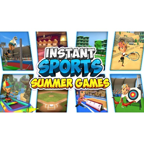 Instant Sports Summer Games - Nintendo Switch (Digital) - image 1 of 4