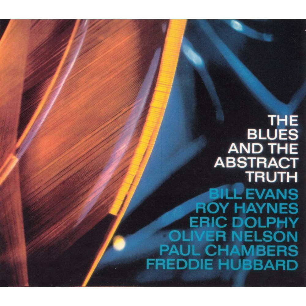Oliver Nelson - Blues And The Abstract Truth (CD)
