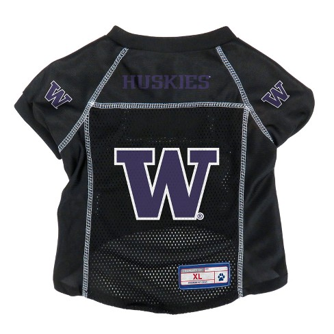 NCAA Little Earth Pet Football Jersey - Washington Huskies - image 1 of 3