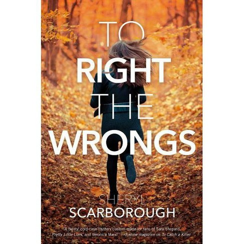 To Right the Wrongs - (Erin Blake) by  Sheryl Scarborough (Paperback) - image 1 of 1