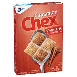 Cinnamon Chex Gluten Free Breakfast Cereal - 12.1oz - General Mills