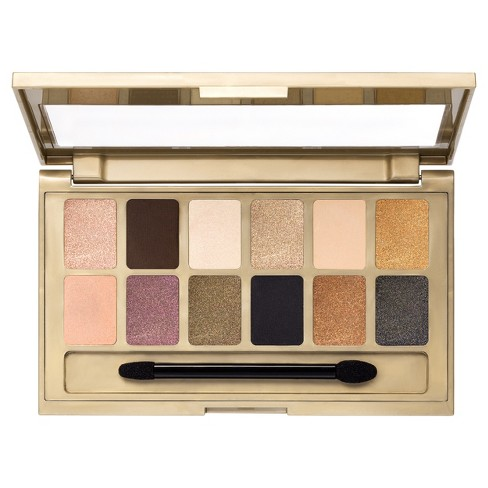 Maybelline The24KT Nudes Eye Shadow Palette 120 0.34oz - image 1 of 2
