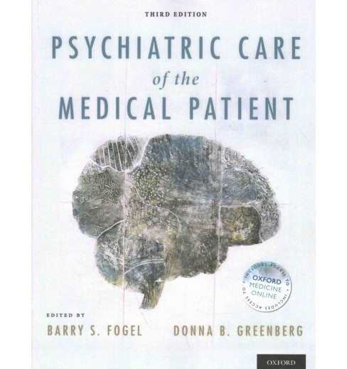 Psychiatric Care of the Medical Patient (Paperback) - image 1 of 1